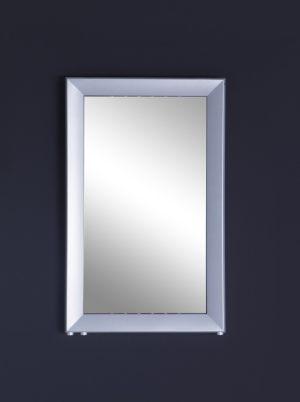 Grzejnik z lustrem