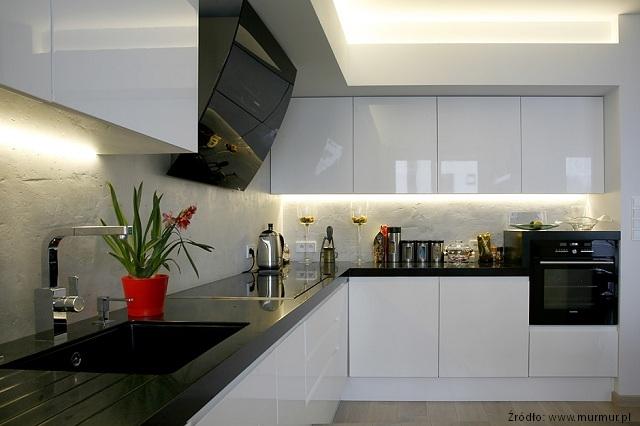Beton Architektoniczny Nowoczesne Aranżacje Kuchni Meble