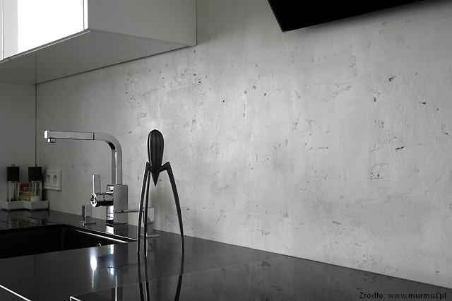 Beton architektoniczny nowoczesne aran acje kuchni - Beton architektoniczny ...