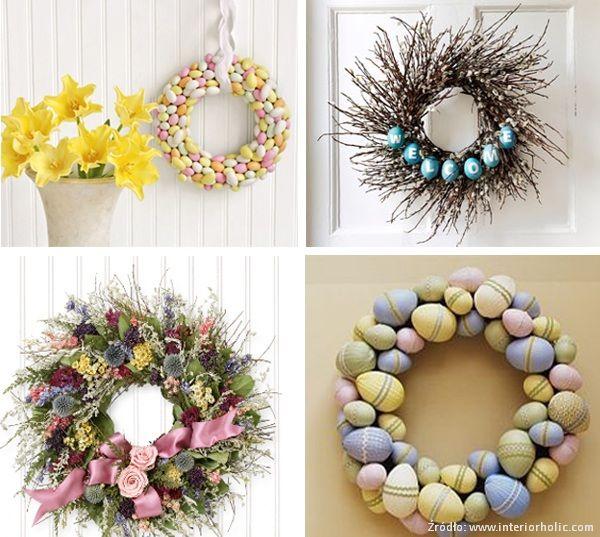 Dekoracje na Wielkanoc