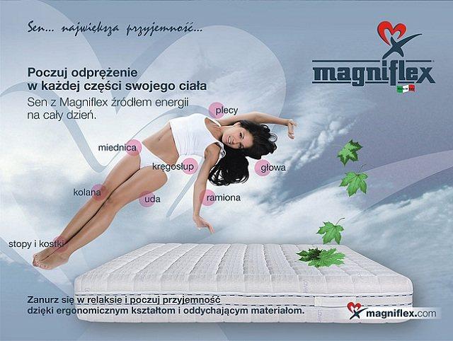Materace Magniflex