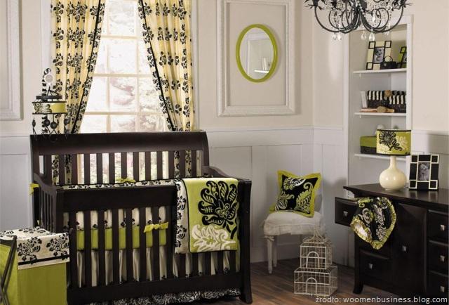 wspólny pokój z dzieckiem