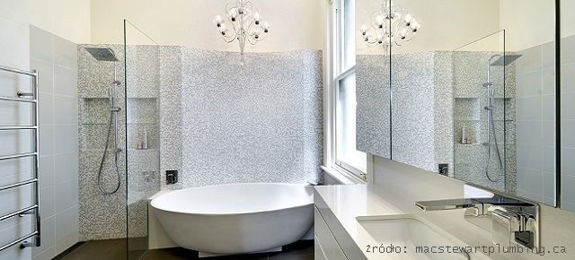 Szkło w łazience – obalamy mity