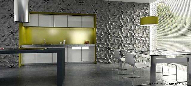 Beton architektoniczny – nowoczesne aranżacje kuchni