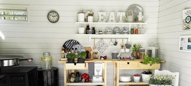 Z czym zestawić białe meble kuchenne, by stworzyć aranżację inną niż wszystkie?