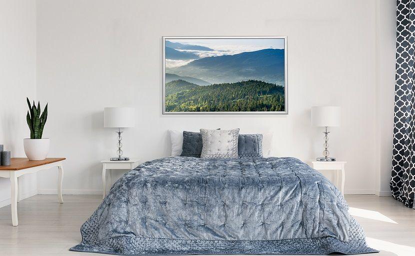 plakat sypialnia