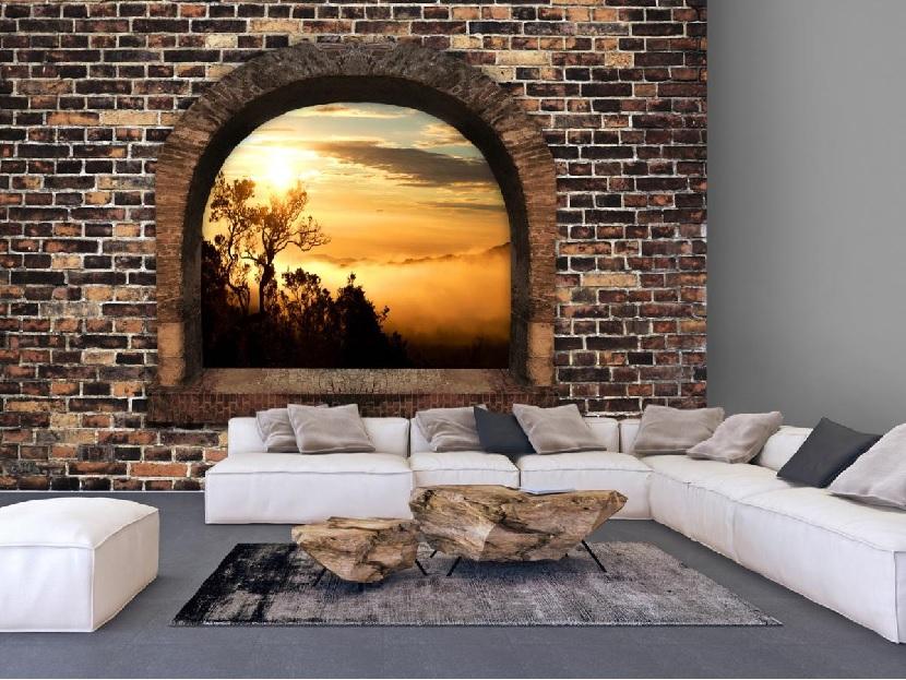 Fototapety 3D- dzieło sztuki na Twojej ścianie