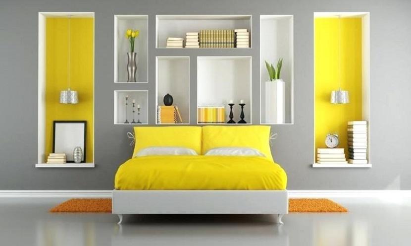 Wnęki w ścianie. Pomysły, które łączą funkcjonalność i dekoracyjny wygląd!