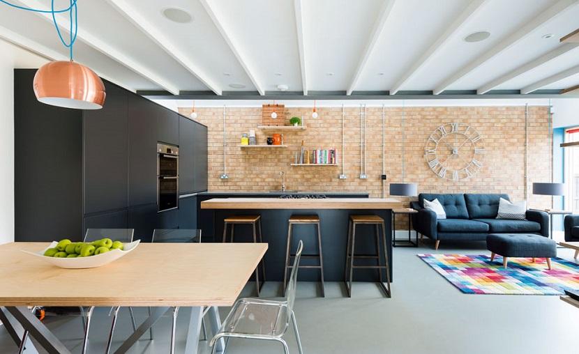Kuchnia Otwarta Na Salon Meble Zdjęcia Projekty