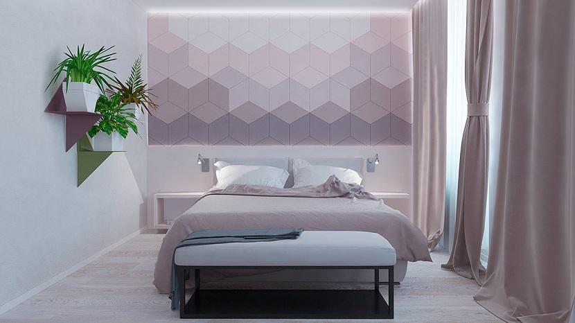 Pomysły Na ścianę Za łóżkiem Meble Zdjęcia Projekty