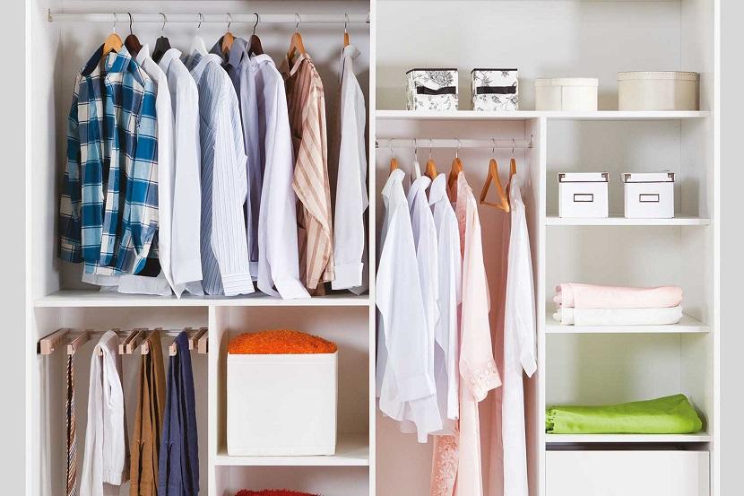O czym należy pamiętać urządzając garderobę?