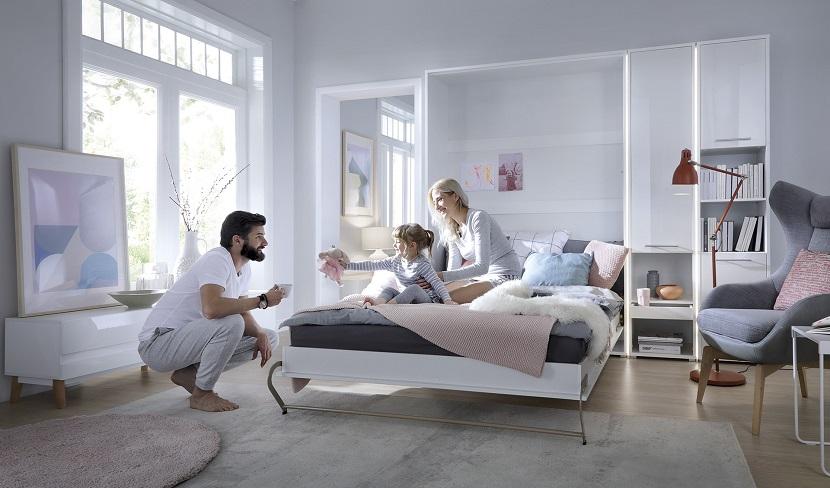 Półkotapczan wraca w nowej odsłonie! Poznaj 5 największych zalet łóżka chowanego w szafie