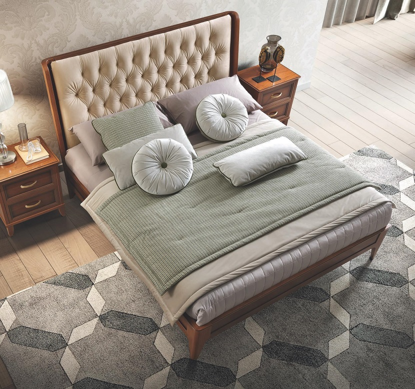 włoskie łóżka