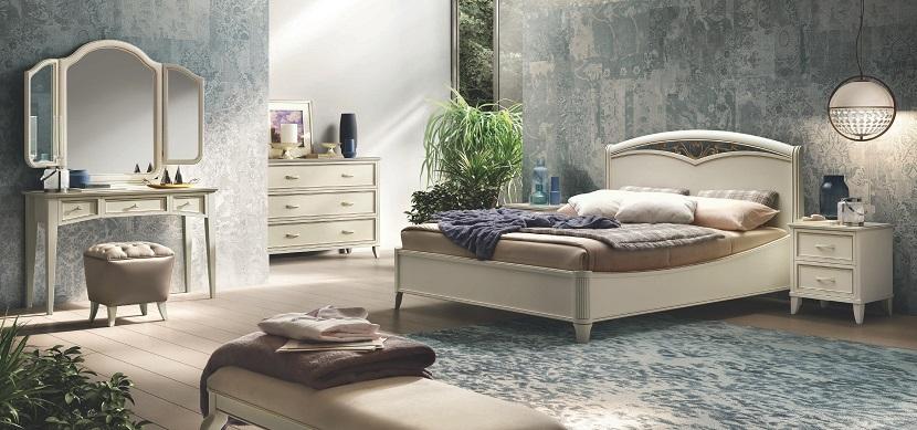 włoskie łóżko