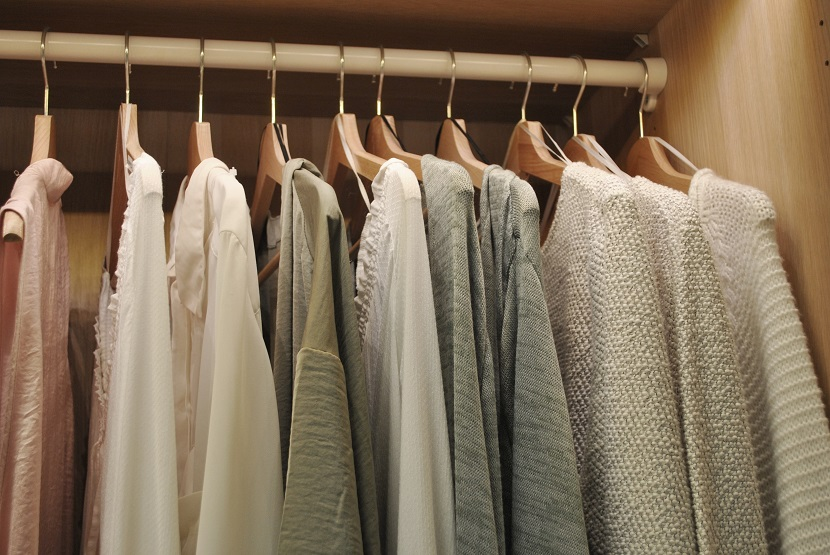 Pomysł na własną garderobę