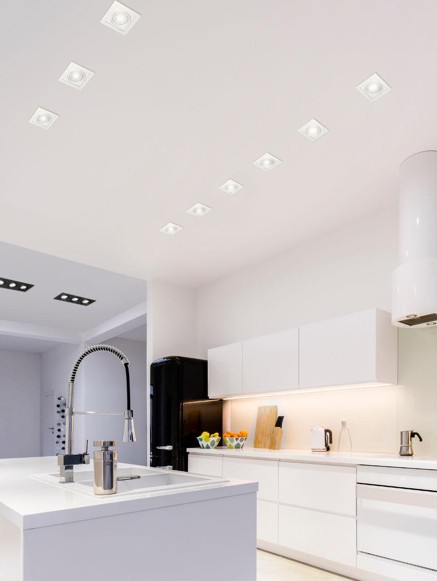 Funkcjonalna kuchnia – sprawdź, jak zaaranżować oświetlenie