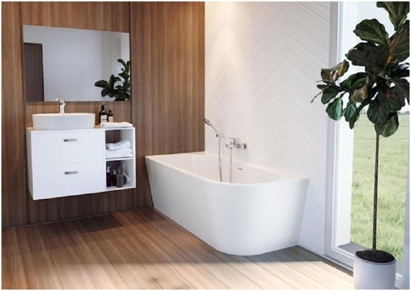 Meble łazienkowe w nowoczesnym stylu – jakie rozwiązania są warte zakupu?
